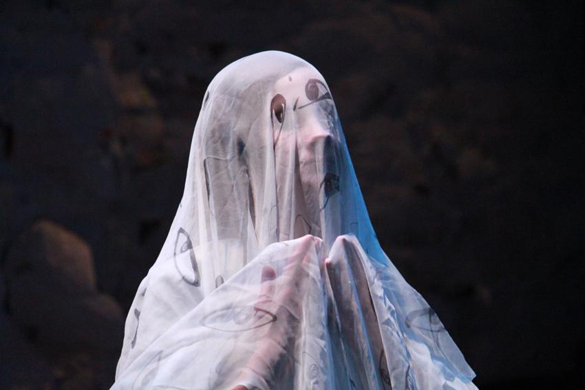 Las Visiones de Hildegard estatua web