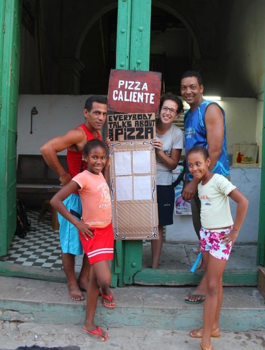 Diseñando en Cuba