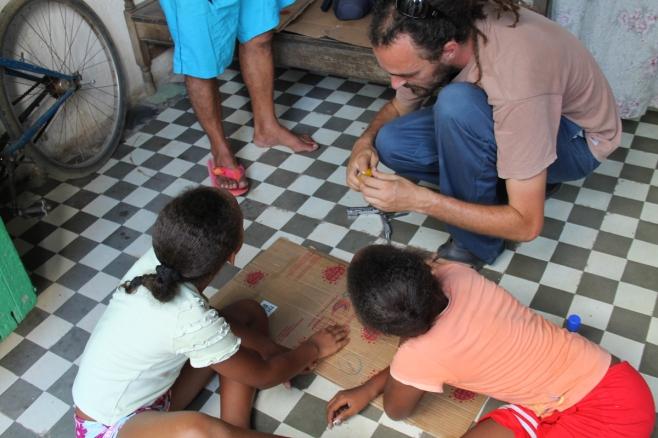 Proceso_Trabajando en Cuba
