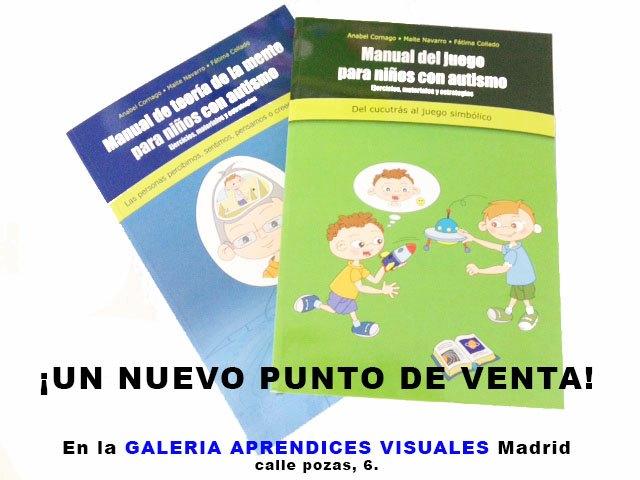Cuentos para niños con autismo de Aprendices Visuales