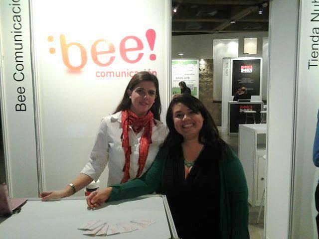 Cecilia Núñez junto a Paula Gimena