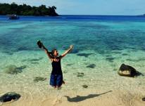 Indonesia IboihBeach Pulau Weh