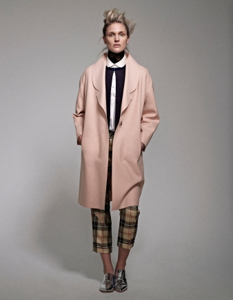 Leo coat, nude (1)