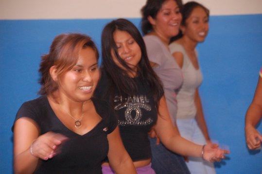 Alumnos Cuatla Danzaterapia