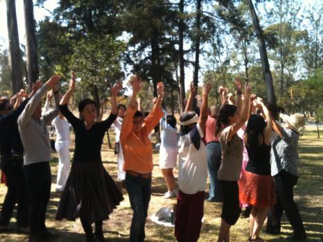 Danzas Circulares Chapultepec 1