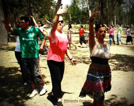 Danzas Circulares Chapultepec 2
