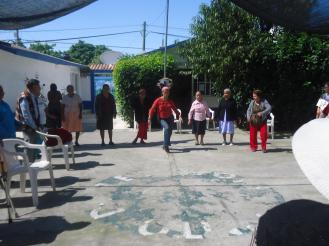 Danzaterapia 3a. edad Morelos 3