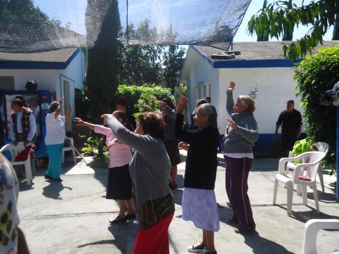 Danzaterapia 3a. edad Morelos 4