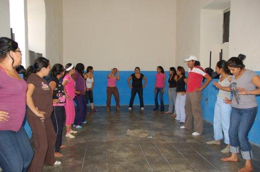 Danzaterapia Alumnos Cuautla1