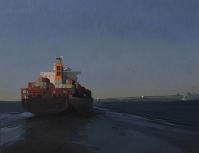 Llegando al puerto Nueva York