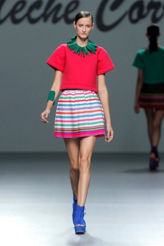 Madrid Fashion Week 2013