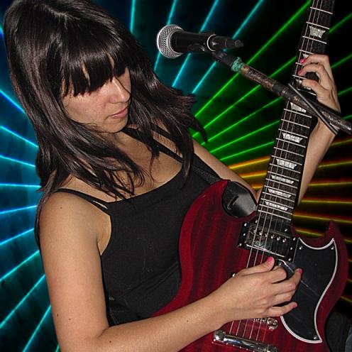 Margarita Romero: guitarra y voz