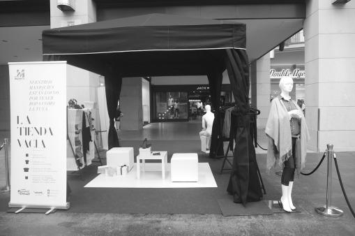 La Tienda Vacía Octubre 2013 Centro Comercial La Ma