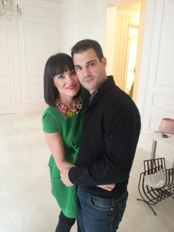 Irene y Juan Pablo