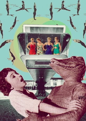 Love, women, alligators and Bertrand Goldberg by Lars