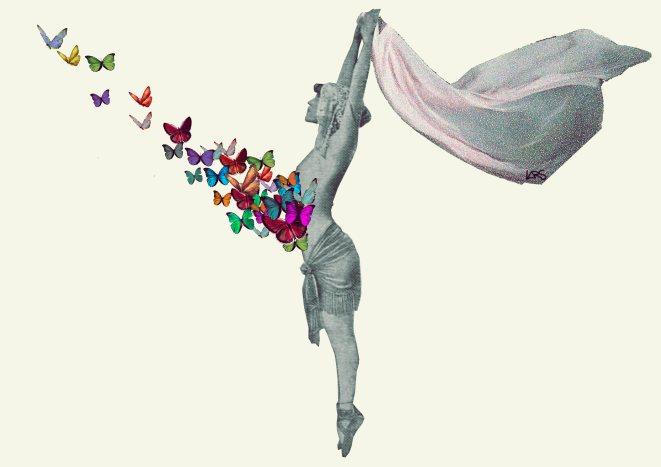 Mujeres que quieren ser libres por dentro y por fuera by Lars.