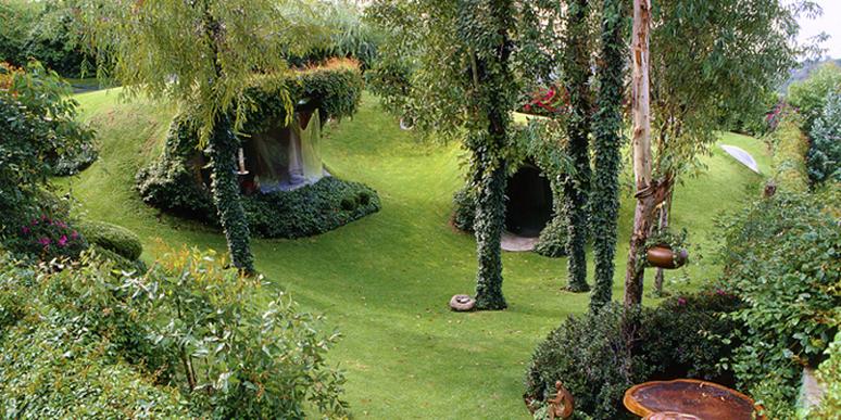 Casa orgánica