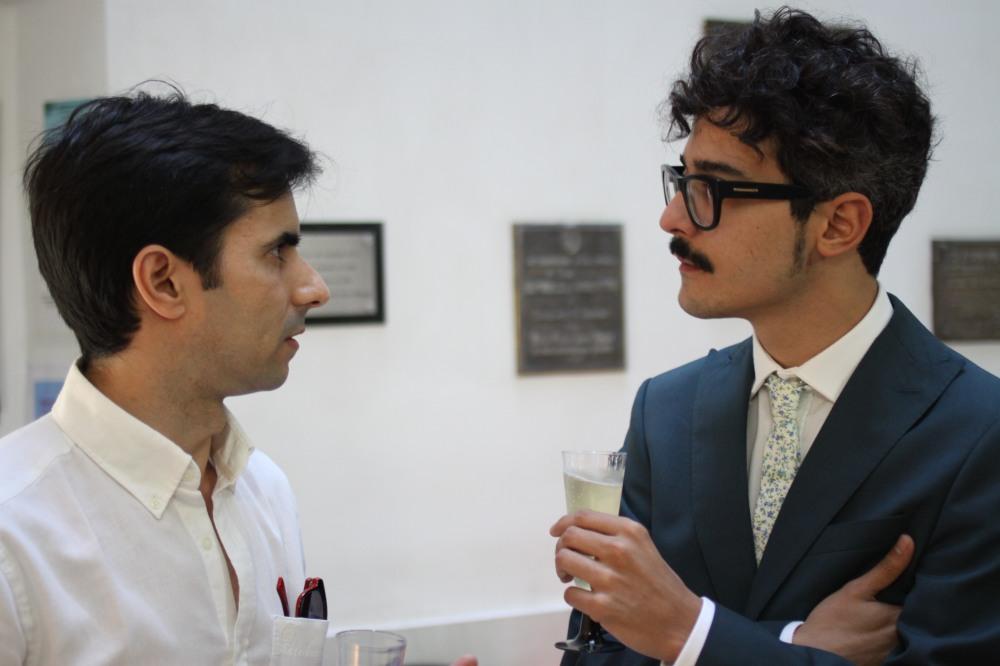Joaquín Asencio y Raúl Rosillo