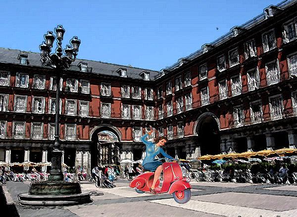 Cabecera de La MadridMorena
