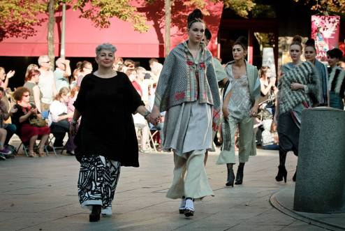 FITE (Festival International des Textiles Extraordinaires) Fotografía Daniel Cruz