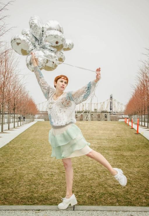 La moda de autor chilena llega a New York: la editorial de Quinta Trends en la Gran Manzana. Fotos Lontano
