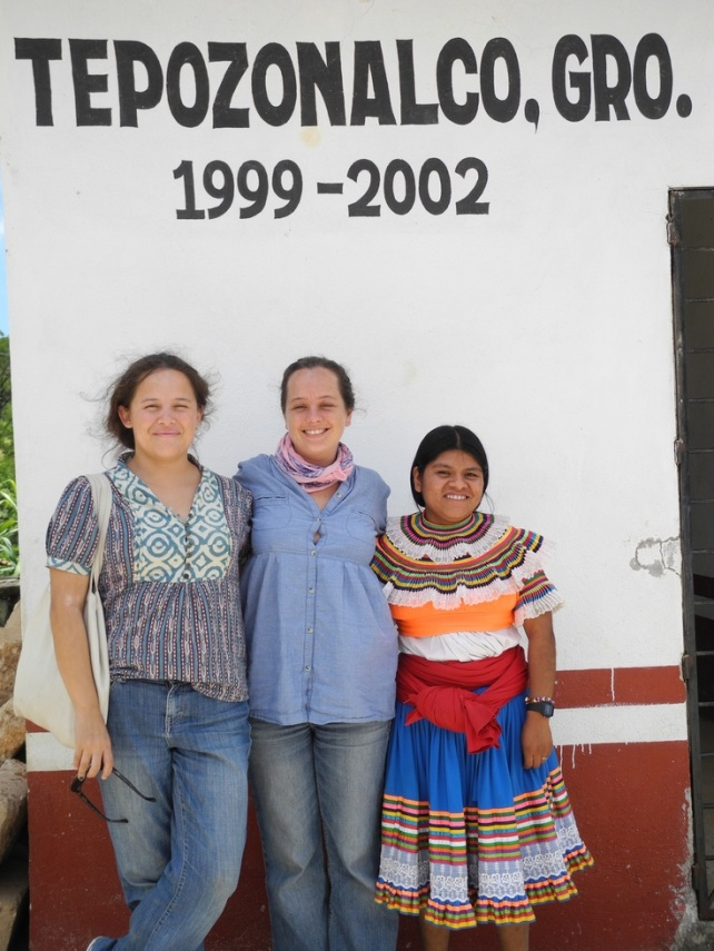 Dulce Martínez, Daniela Gremión y Anastasia
