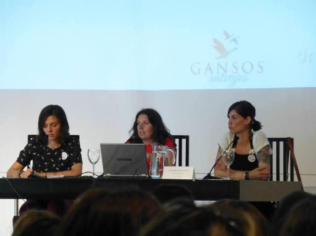 Intervención de Laura Martínez Hortal en la IV Jornada de Moda Sosenible de Slow Fashion Spain