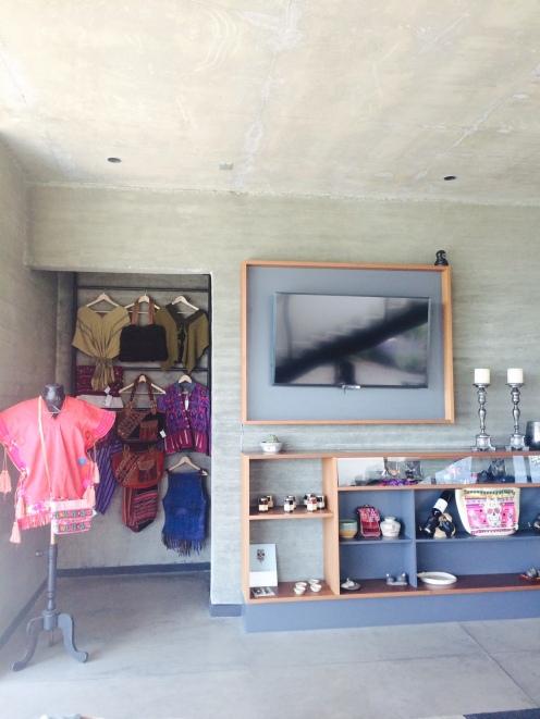 Tienda Arte Origen en viña Quintay