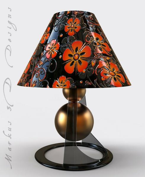 Lámpara Shangay de beto lopez