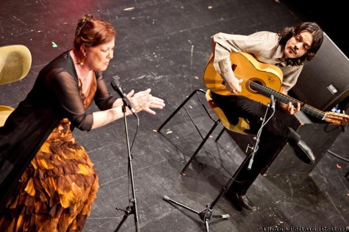 Carmen Linares Foto Thiago Feitosa