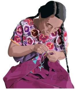 Diseño de Isaac Guzman Arias y En Joyces