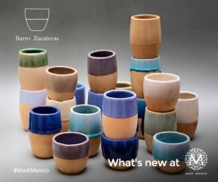 BARRO ZACATECAS por PERLA VALTIERRA, diseñadora y ceramista mexicana