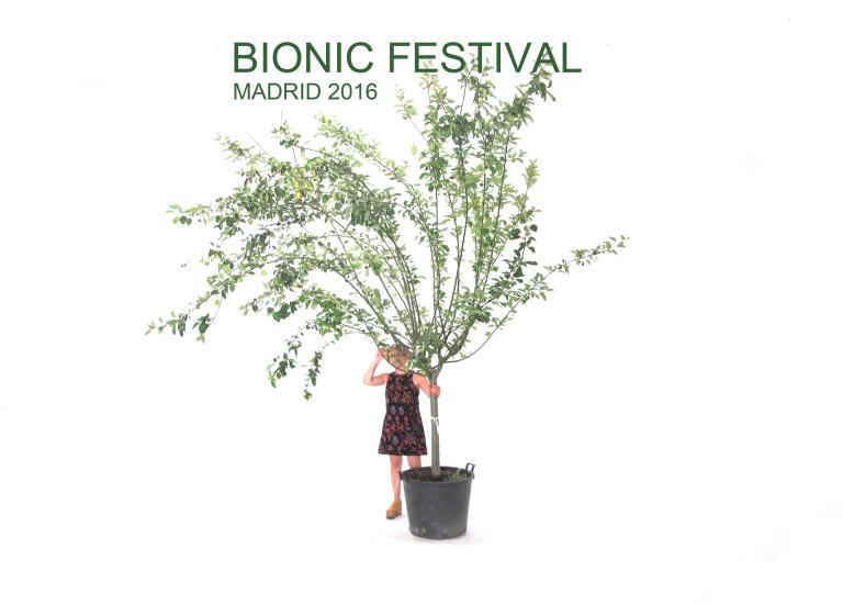 Bionic Dance Zen en el Festival de Danza Biónica