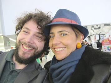 Lucila y HONEVO