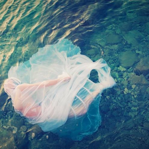 Agua-Viva Living Water Jellyfish Photo Javier Blanco Chiocchio