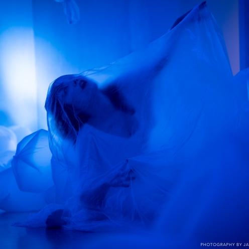 Agua-Viva LivingWater Jellyfish By Javier Blanco Chiocchio