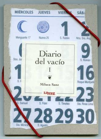 Diario vacío